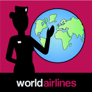 World AIrlines app icon
