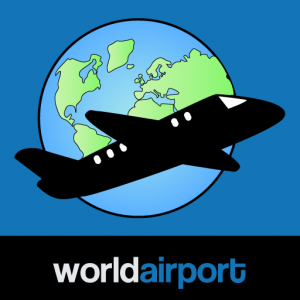 World Airports app icon